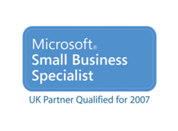 Microsoft Small Business Specialist Partner